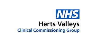Herts valley ccg logo