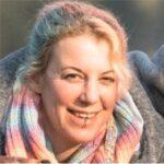 Headshot photograph of Helen Bacon