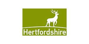 Hertfordshire Council logo