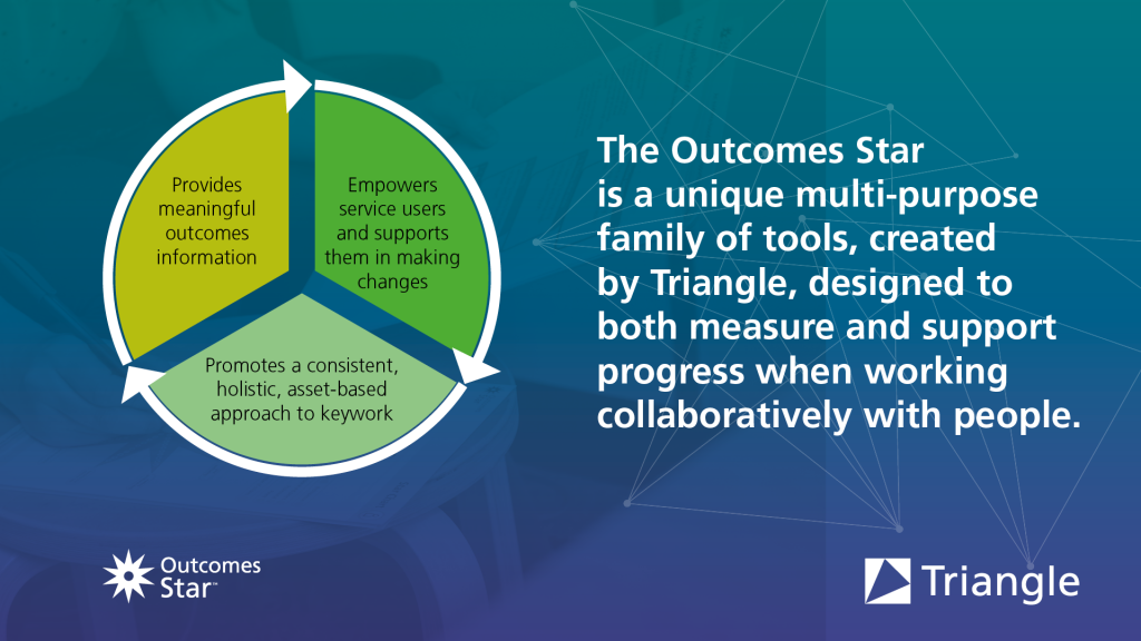 The Outcomes Stars are evidence-based tools for measuring and supporting change when working with people.